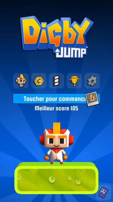 digby jump - Jeux de saut : 3 alternatives à Doodle Jump sur iPhone & iPad