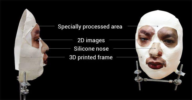 iPhone X : Face ID peut être trompé à l'aide d'un masque personnalisé