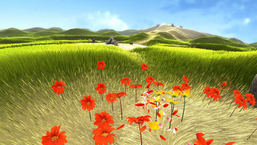 Jeu du jour : Flower (iPhone & iPad)