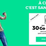 forfait SFR RED 30GO 10 euros novembre 2017 150x150 - B&You : un forfait 24/24 20 Mo (4G) à 1€/mois pendant un an