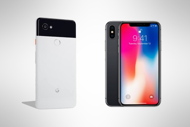 google pixel 2 vs iphone x apple - iPhone X vs Pixel 2 : quel est le meilleur en photos et vidéos ?