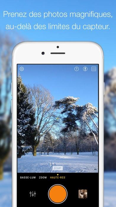 hydra - Les 3 meilleures applications iPhone pour prendre des photos de nuit