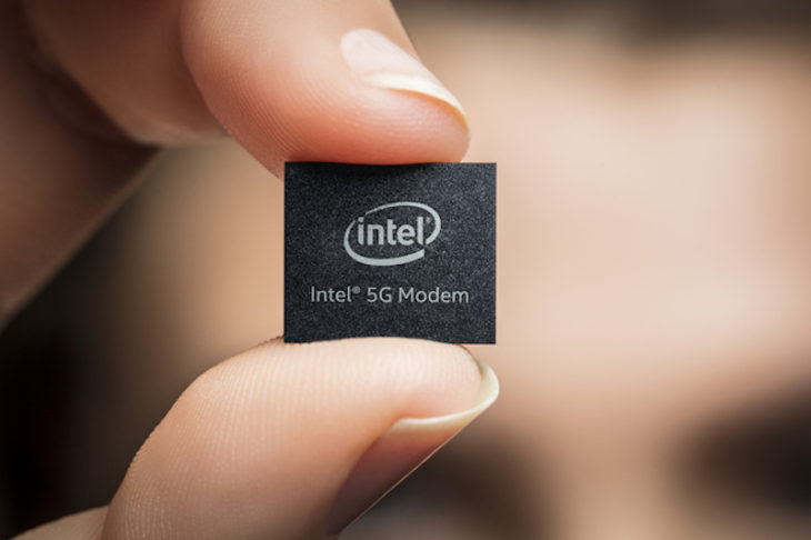 Apple collabore avec Intel pour le support de la 5G sur les futurs iPhone