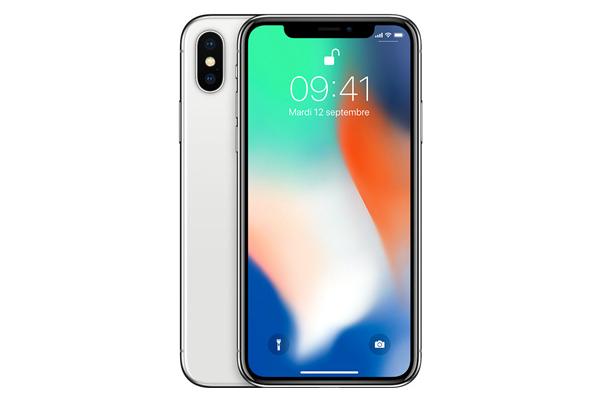 iphone x argent apple - L'appareil photo des iPhone de 2018 identique à celui de l'iPhone X ?