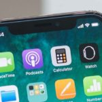 iphone x ecouteur 150x150 - Test X-Power 3 en 1 : haut-parleur, batterie de secours et support de visualisation