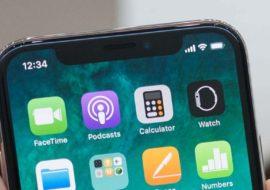 iPhone X : des grésillements au niveau du haut-parleur supérieur