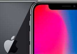iPhone X de 2019 : une encoche plus petite en haut de l'écran ?