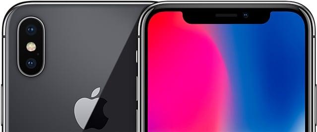 iphone x gris sideral - Apple : 2 iPhone OLED avec une nouvelle coque en métal en 2018 ?