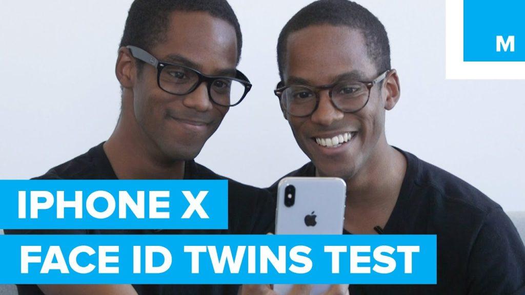 phone x test jumeaux face id 1024x576 - Face ID : la reconnaissance faciale peut être trompée par des jumeaux