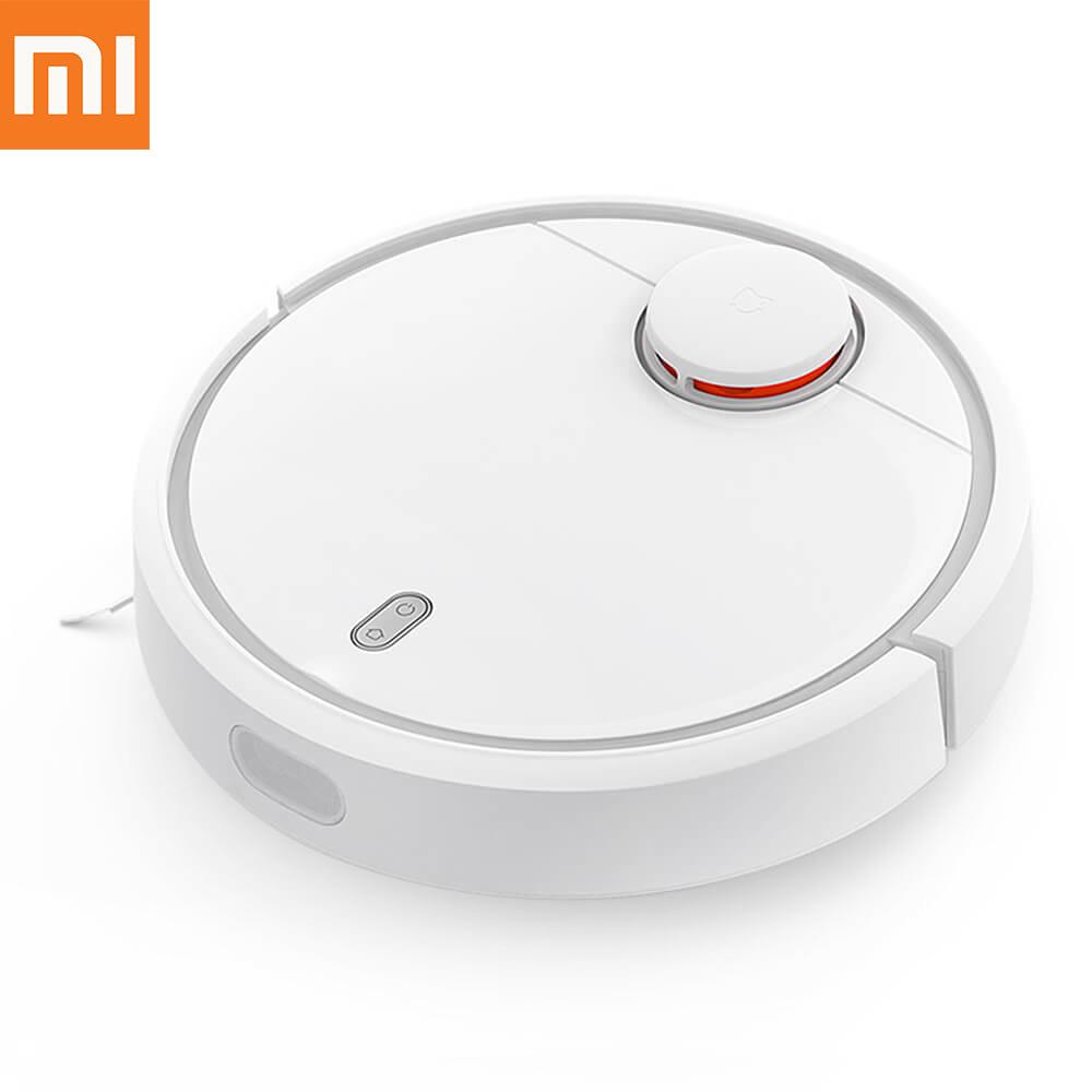 Aspirateur robot Xiaomi Mi - Bon Plan : l'aspirateur robot Xiaomi Mi à 223€ sur GearBest !