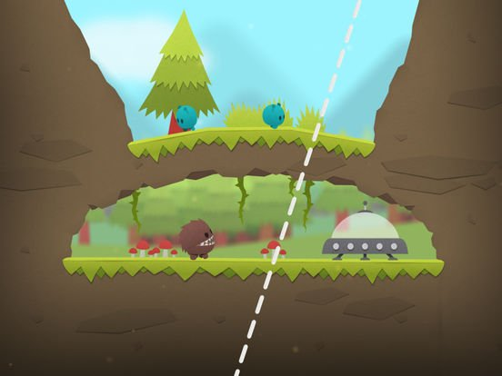 Splitter Critters - Jeu du jour : Splitter Critters (iPhone & iPad)