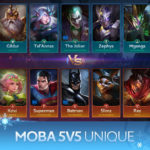 arena of valor moba 150x150 - Jeu du jour : Flick Arena (iPhone & iPad - gratuit)
