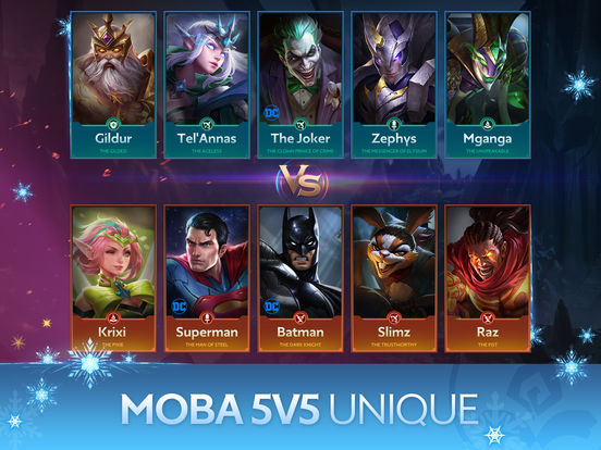 arena of valor moba - Jeu du jour : Arena of Valor (iPhone & iPad - gratuit)