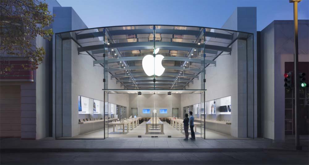 glassdoor apple - Apple n'est que la 84e entreprise où il fait bon travailler aux US