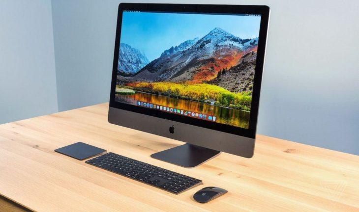 Insolite : restaurer un iMac Pro nécessite un second Mac !