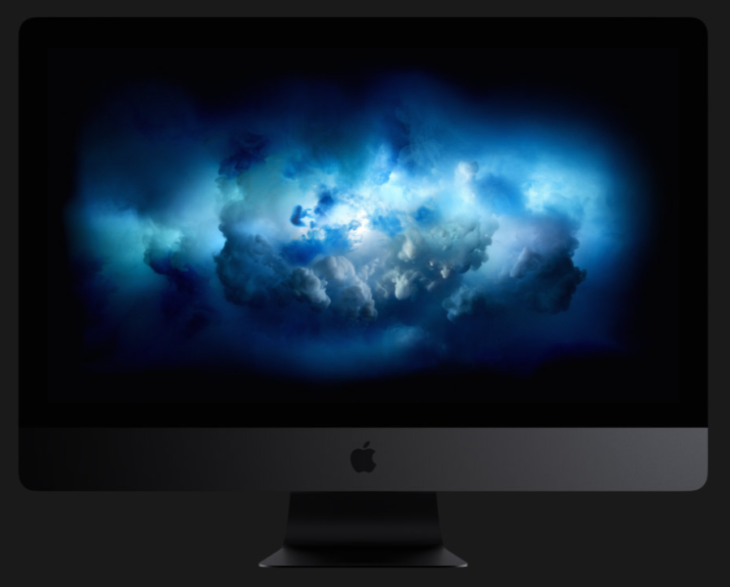iMac Pro : coprocesseur A10 Fusion, des infos sur la fonction « Dis Siri »