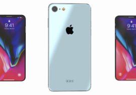 Cinq iPhone différents en 2020 ?