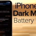 iphone x dark mode test sombre 150x150 - iGo : les concept cars Apple