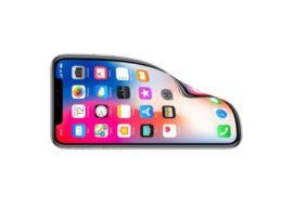 Apple : une demande de brevet pour un écran d'iPhone pliable