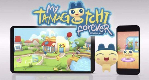My Tamagotchi Forever bientôt sur iOS & Android