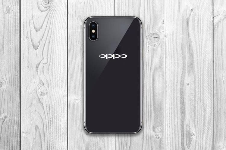 oppo r13 leak - OPPO R13 : une copie conforme de l'iPhone X, mais sous Android