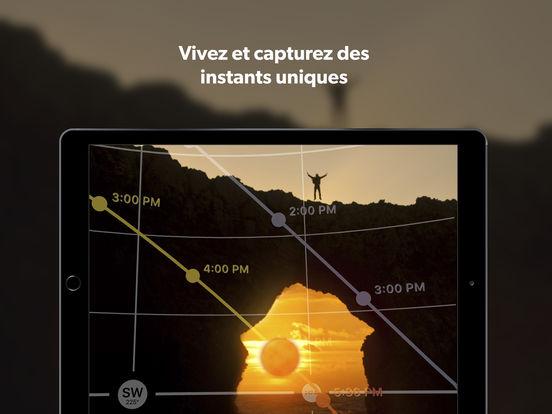 photopills application - App du jour : PhotoPills (iPhone & iPad)