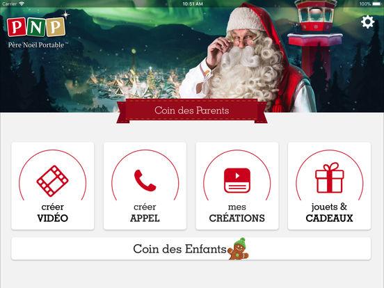 Vidéo message personnalisé du Père Noël PNP: Papa Noël vidéo ...