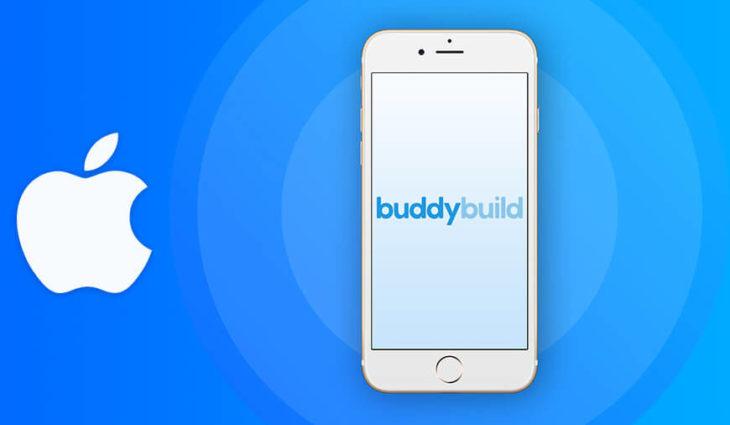 Apple rachète Buddybuild (outils de développement d'applications)