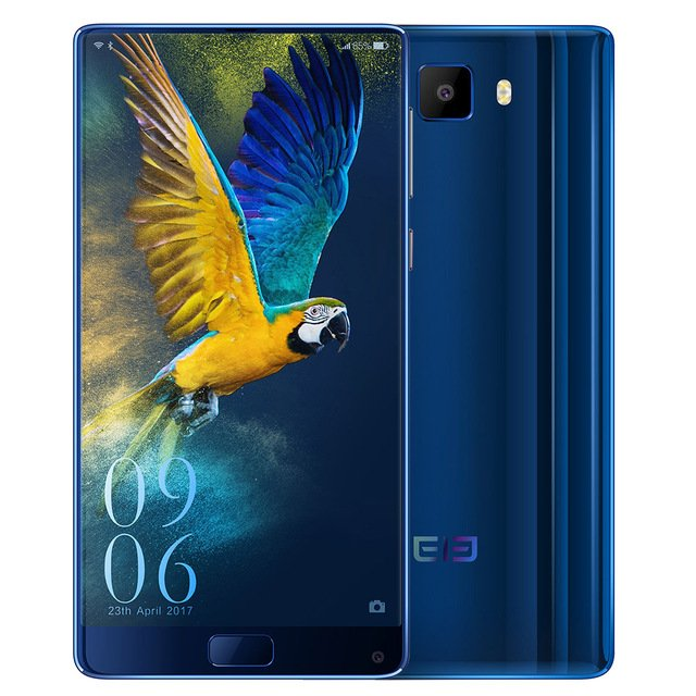 Elephone S8 - Soldes hiver 2018 : le smartphone Elephone S8 à 197€ sur GearBest !