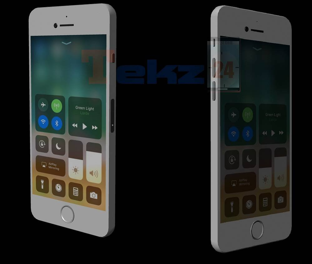 Iphone se 2 rendus - iPhone SE 2 : dos en verre et recharge sans fil au programme ?
