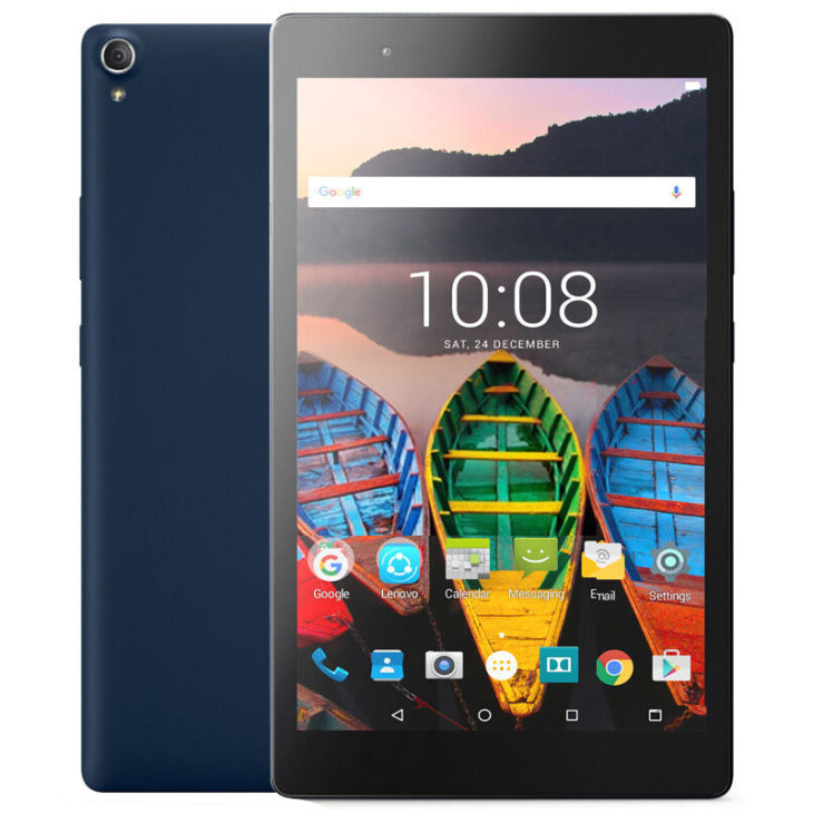 Soldes hiver 2018 : la tablette PC Lenovo P8 à 118€ sur GearBest !
