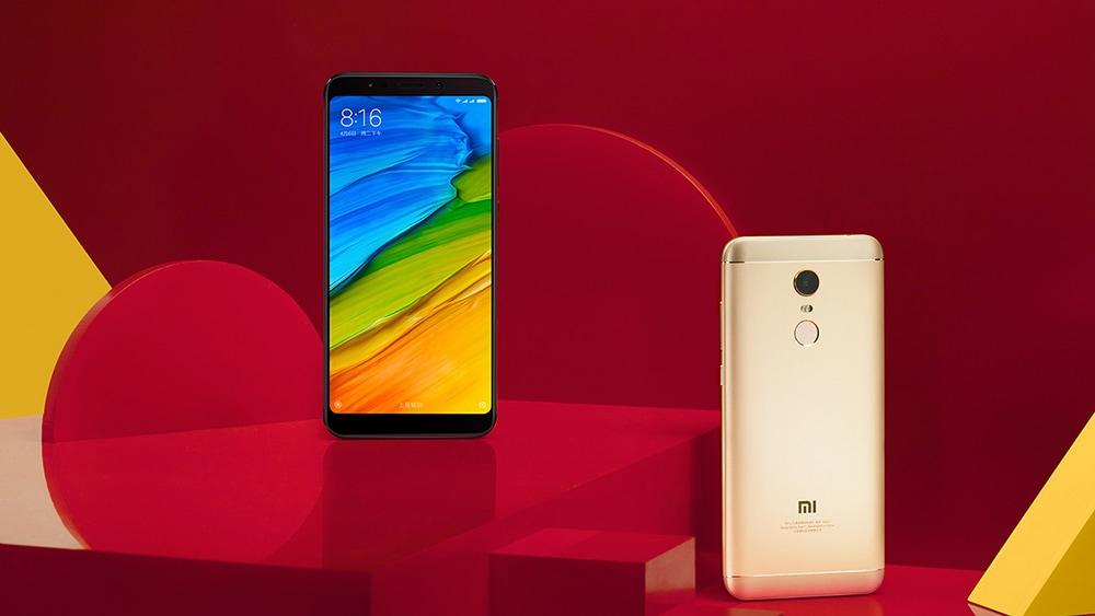 Xiaomi redmi 5 plus - Bon Plan : le Xiaomi Redmi 5 Plus 4G à seulement 133€ sur Gearbest !