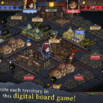 Jeu du jour : Antihero - Digital Board Game (iPhone & iPad - 5,49€)