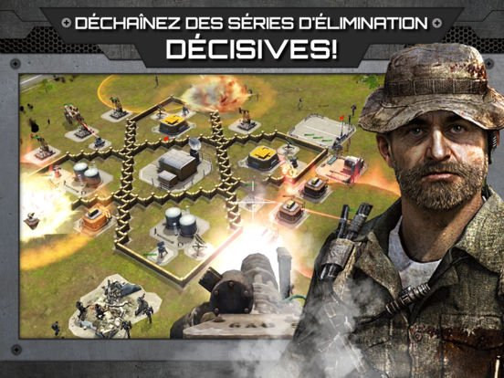 call of duty heroes - Jeu du jour : Call of Duty : Heroes (iPhone & iPad - gratuit)