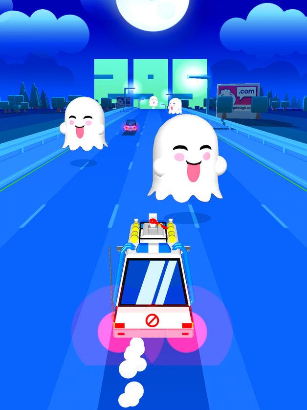 dashy crashy - Jeu du jour : Dashy Crashy (iPhone & iPad - gratuit)