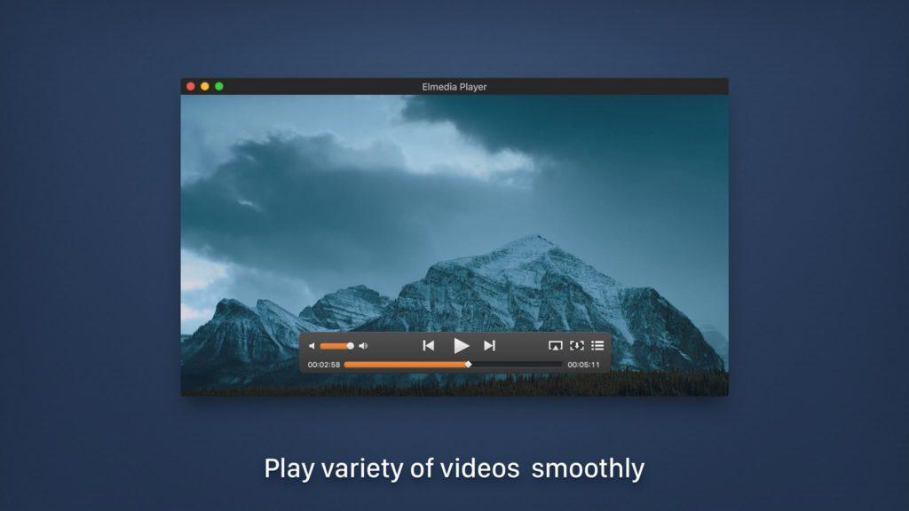 elmedia player 1 1024x576 - Elmedia Player : un très bon lecteur multimédia gratuit pour Mac