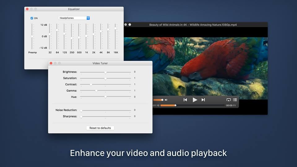 Elmedia Player : un très bon lecteur multimédia gratuit pour Mac