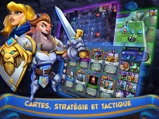hero academy 2 - Jeu du jour : Hero Academy 2 (iPhone & iPad - gratuit)
