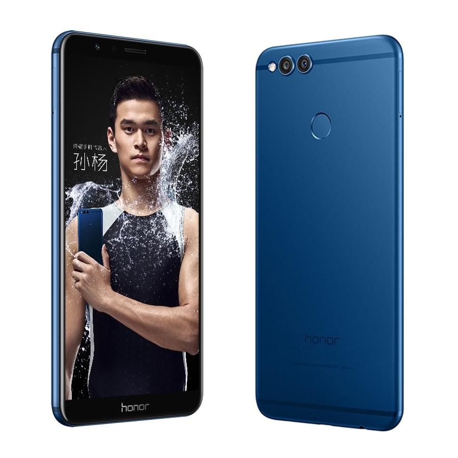 honor 7X bleu - Bon Plan : le Honor 7X de Huawei à seulement 188€ sur Gearbest !