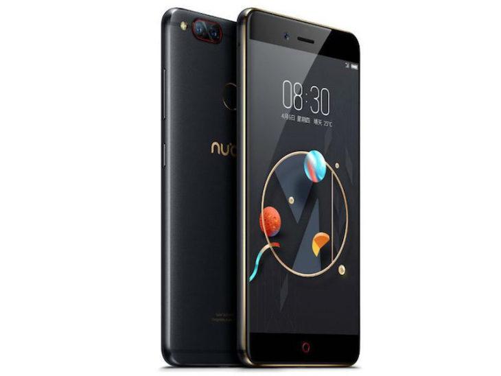 Soldes d'hiver : le smartphone Nubia Z17 Mini 4G à 169€ sur GearBest !
