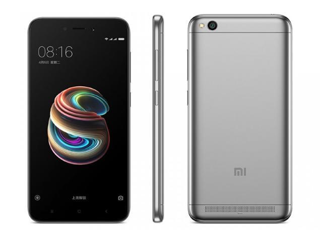 Bon Plan : le Xiaomi Redmi 5A 4G à seulement 71€ sur Gearbest !