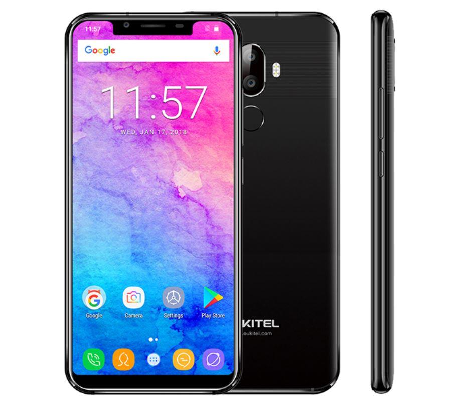 OUKITEL U18 - Oukitel U18 : l'ultime copie chinoise de l'iPhone X à 130€ !