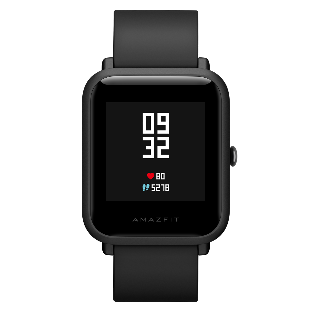 amazfit bip - Xiaomi Huami Amazfit Bip : l'Apple Watch-like aux 45 jours d'autonomie !