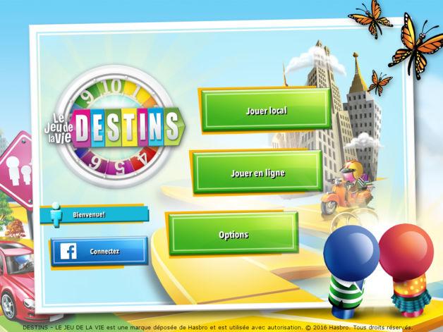 destins le jeu de la vie - Jeu du jour : DESTINS : Le Jeu de la Vie (iPhone & iPad - 3,49€)