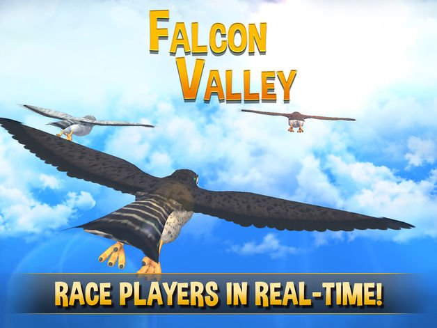 Jeu du jour : Falcon Valley (iPhone & iPad - gratuit)