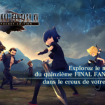Jeu du jour : Final Fantasy XV Pocket Edition (iPhone & iPad – gratuit)