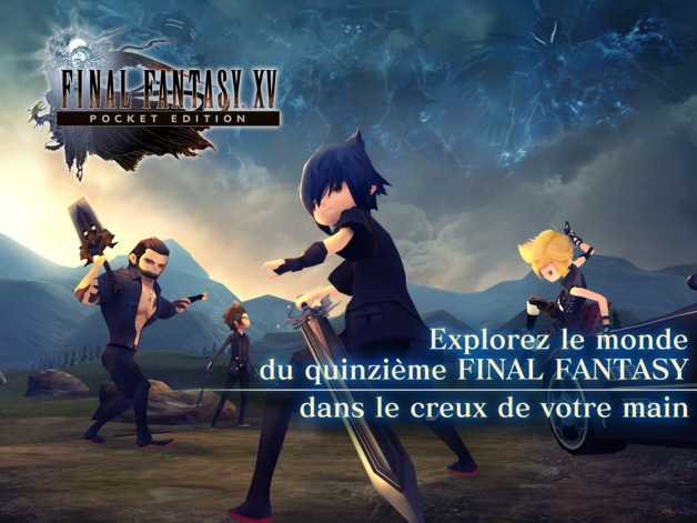 Jeu du jour : Final Fantasy XV Pocket Edition (iPhone & iPad - gratuit)