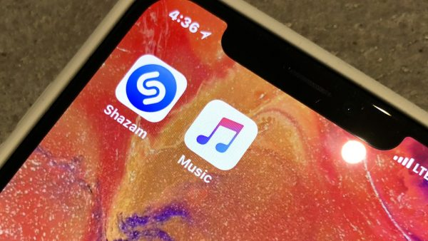 shazam apple music icones applications - Apple Music : 7,5 millions de nouveaux abonnés grâce à Shazam ?