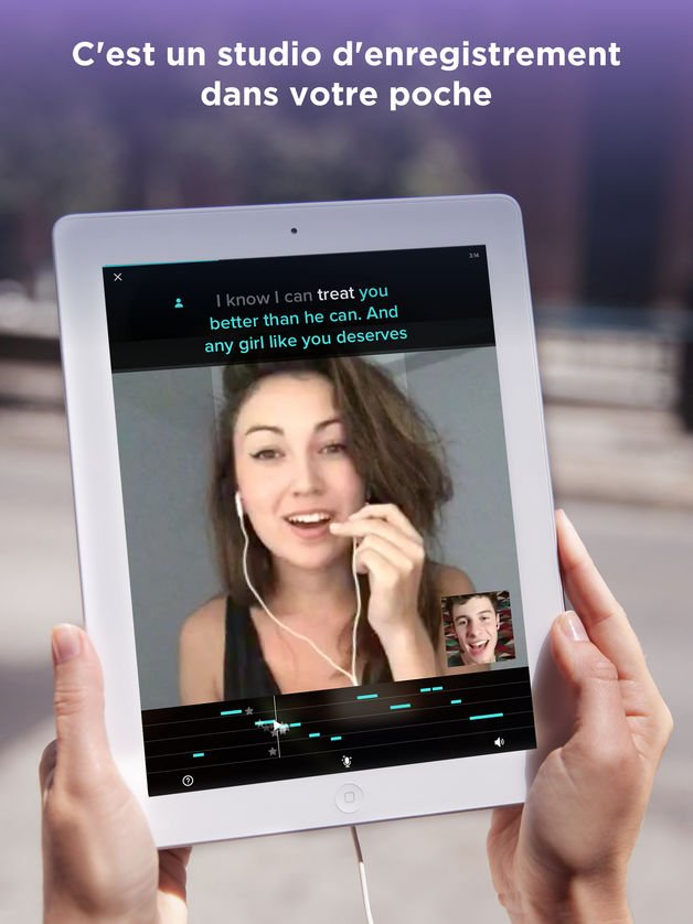 App du jour : Sing! by Smule (iPhone & iPad – gratuit)