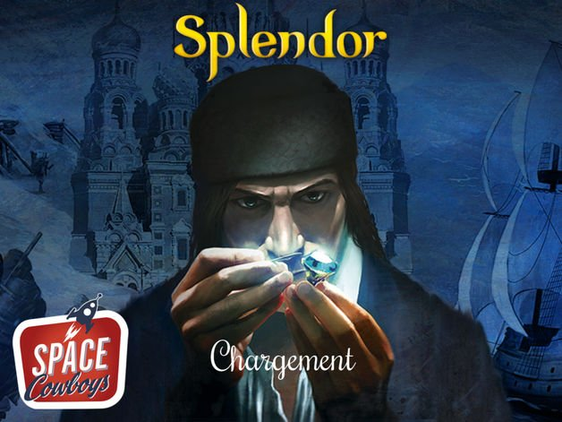 splendor - Jeu du jour : Splendor (iPhone & iPad - 5,49€)